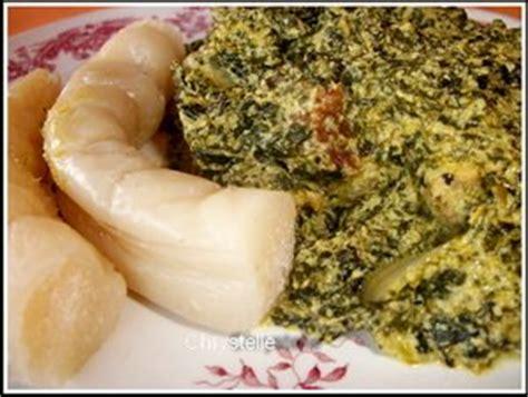 recette de cuisine beninoise recette de ndolé recettes africaines