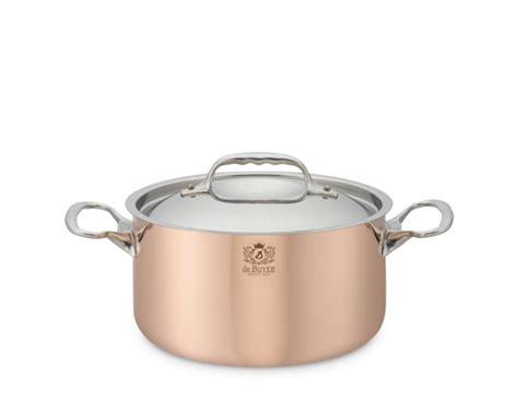 de buyer prima matera copper soup pot williams sonoma