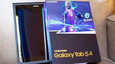 unlocking  galaxy skin   galaxy tab  fortnite