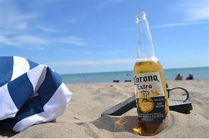 Corona Beer Beach Madeira Florida Klink Deliver