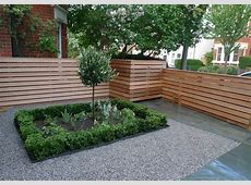 Contemporary Front Garden Design, Muswell Hill Garden