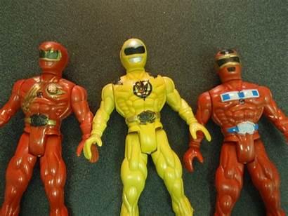 Bootleg Figures Rangers Power Worst Action Actionfigures