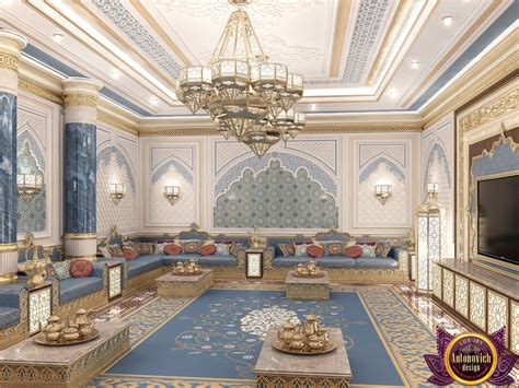majlis interior design  dubai luxury arabic majlis