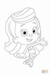 Molly Coloring Pages Printable Drawing Herself Presenting Puzzle sketch template