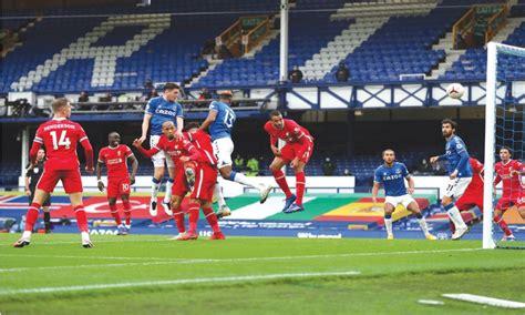VAR denies Liverpool win in Merseyside derby - Jago Times ...