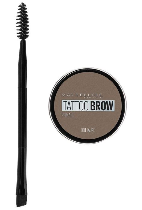 tattoo brow pomade pot maybelline  york australia