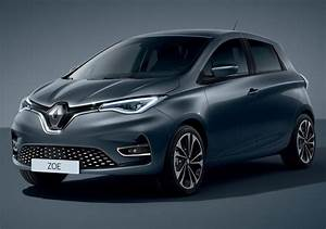 Renault Zoe 2  2019    Colors