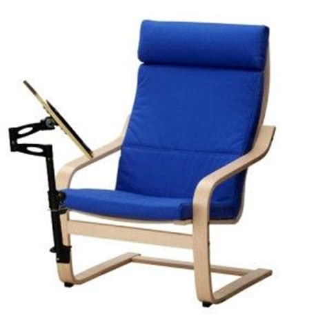 swing arm laptop table a laptop chair to truly die for an adjustable ergonomic