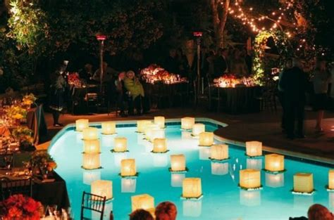 cool pool party decor ideas  piece