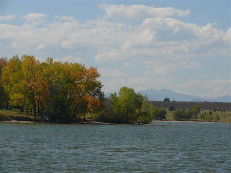 cherry creek reservoir flat water paddling