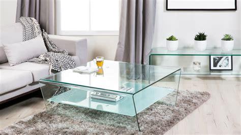 lade di cristallo tavoli di cristallo preziosa eleganza in salotto dalani