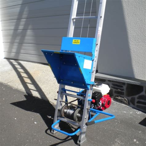 Electric Motor Safety by Safety Hoist Mh 123e Electric Motor 200 Lb Capacity