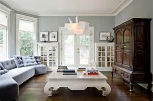 Pottery Barn Living Room Paint Ideas by Modernist Meets Traditionalist Decor Styles Amp Themes