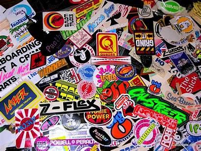 Sticker Skateboard Calstreets Stickers Skate Shoot Peralta