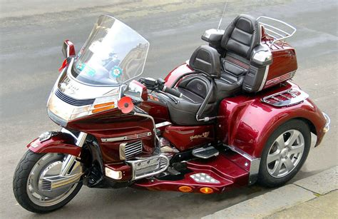 Honda Goldwing Gl1800 Gl1500 Trike Conversions