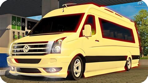 vw crafter tuning vw crafter ets2 truck simulator 2