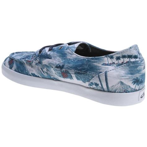 Reef Deckhand 2 Turquoise Aloha Boat Shoe by Reef Deckhand 2 Prints Shoes S Altrec
