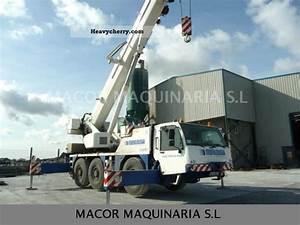 Terex Demag Ac55l 2012 Construction Crane Photo And Specs