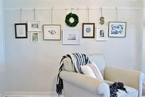 Löcher Wand Füllen : 6 methoden f r bilder aufh ngen ohne bohren ~ Sanjose-hotels-ca.com Haus und Dekorationen