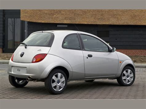 Ford Ka  Pictures, Information And Specs Autodatabasecom