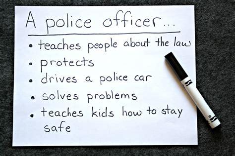 police officer lesson plans for preschool preschool lesson plans about officers just b cause 865