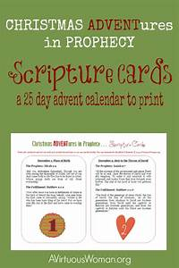 This year why not enjoy the advent season with Scripture ...