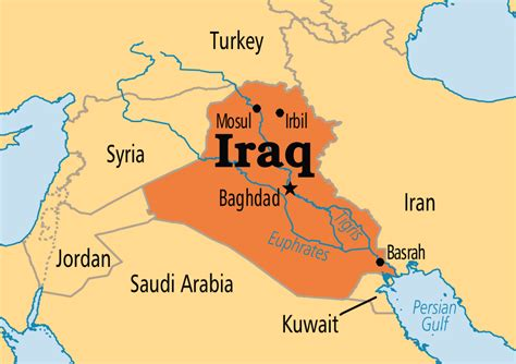 iraq operation world