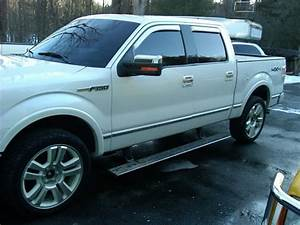 2010 F150 Platinum With Upgrades Take A Look