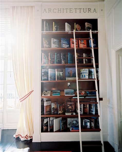 bookcase ladder  design ideas remodel  decor
