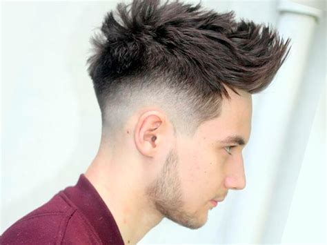 Fade Haircut For Handsome Men Very Short Hairstyles With Glasses Wavy Hair And Bangs Blue Pieces Long Ombre Zoella Simple Bridesmaids Hairstyle Ideas Weave Kenya Moore Rainbow Maintenance