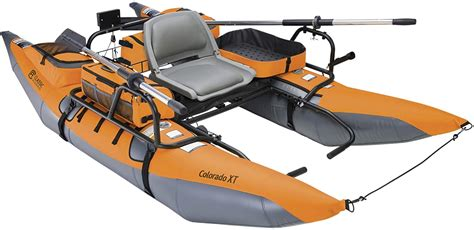 Classic Accessories Colorado Xt Inflatable Fishing Pontoon