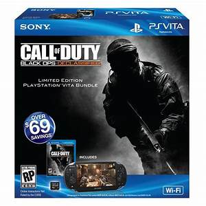 Call of Duty: Black Ops Declassified Bundle Now Available ...