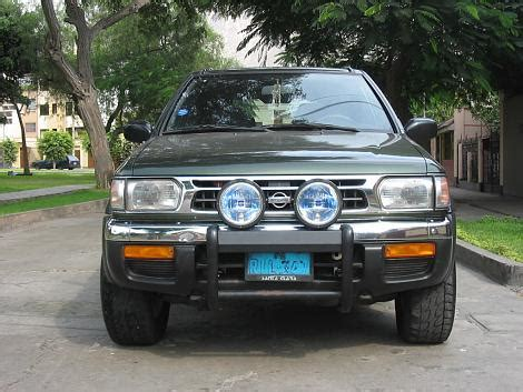 pathfinder 98 nac mec 4x4 gas gasolina