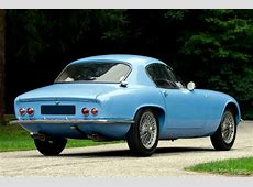 Lotus Elite series 1, 1960 Welcome to ClassiCarGarage