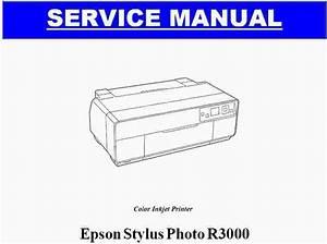 Epson R3000 Service Manual
