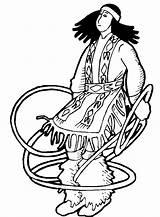 Coloring Indians Pages Native Printable Visit Indigenous Education Coloring2print Aboriginal Hoop Dance sketch template