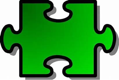 Jigsaw Piece Clker Clip