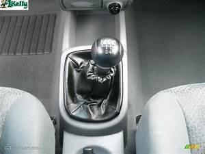 2004 Chevrolet Aveo Hatchback 5 Speed Manual Transmission