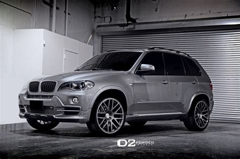 Bmw X5 With Custom D2forged Mb1 Monoblock Wheels