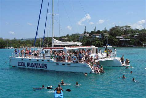 Catamaran Excursion Jamaica by Cool Running Catamaran Ocho Rios Nexus Tours Jamaica