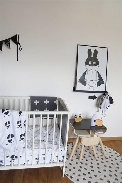 Intelligente Inspiration Kinderzimmer Schwarz Weiß Und