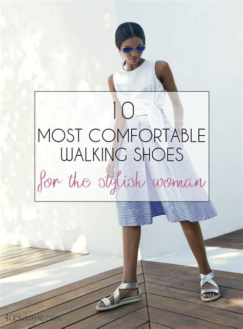 10 Of The Most Comfortable Walking Shoes For The Stylish Woman