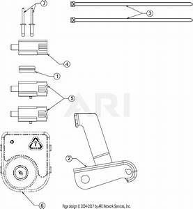 Mtd 13w878st031 Lt 4600  2016  Parts Diagram For Electrical