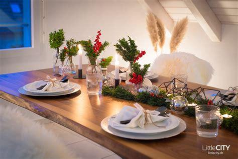 Weihnachts Tisch Deko by Unsere Tischdeko F 252 R Weihnachten Mit Blicktv In Unserem