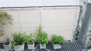 Sichtschutz Balkon Weiß : balkon sichtschutz weiss einzigartig bambus sichtschutz ~ Markanthonyermac.com Haus und Dekorationen