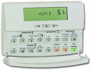 Termostato Electr U00f3nico Digital Honeywell Programable 7