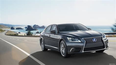 Test Drive: Flagship Lexus Ls460 Offers Smooth Ride And