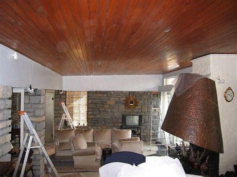 tenture plafond chambre salons