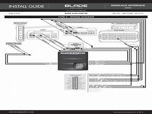 Compustar Remote Start Wiring Diagram