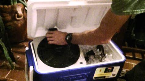 build redneck air conditioner redn youtube